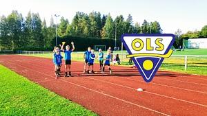 ols 10 jalkapallo edustusjoukkue juoksuvalmennus