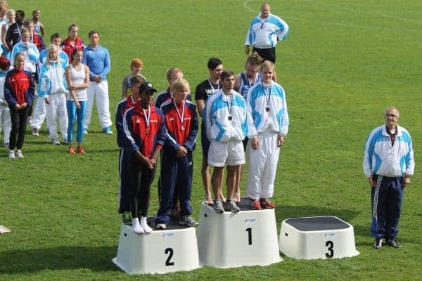 Finland 1st place- Barents competition 2012