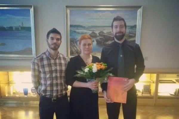 Oulu City Gaelic football award