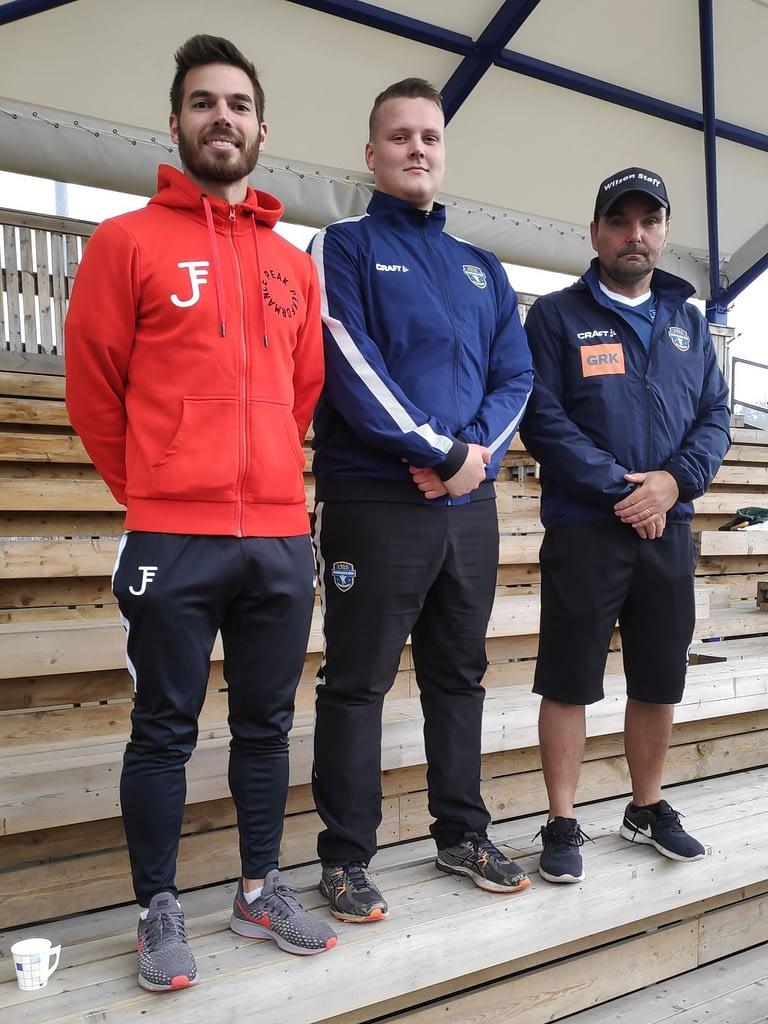 Kauden 2019/2020 pääteksi Juoksutek sekä KekI CT valmentajat