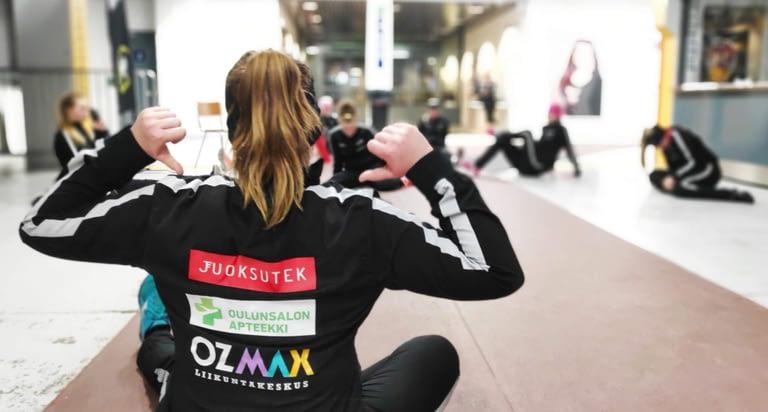 JUOKSUTEK – Juoksuvalmennus Oulu