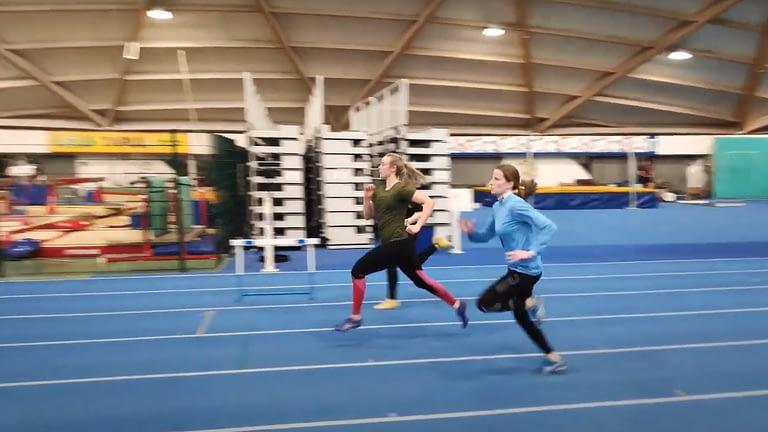 Nopeus on tärkeää nuorelle urheilijalle - Juoksutek