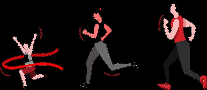 Juoksuvalmennus juniorijoukkueille
