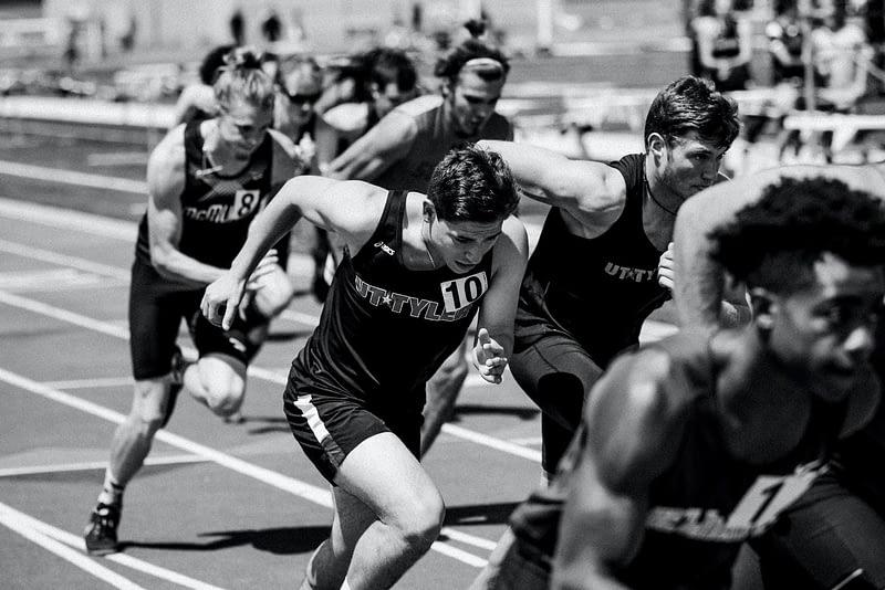 Nopeus määrittää kuinka tehokasta juokseminen on